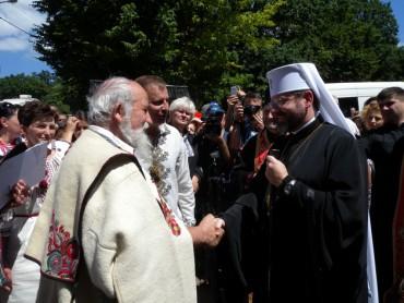 Фестиваль Дзвони Лемківщини 2015 року розпочався на Тернопільщині