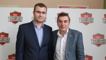 """Активіст """"Народного контролю"""" Володимир Бліхар балотуватиметься на мера Тернополя"""