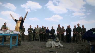 З 20 лютого Національна гвардія України починає приймати на роботу військових капеланів