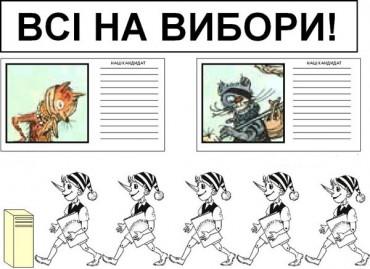 Політичний вінегрет від українців вражає
