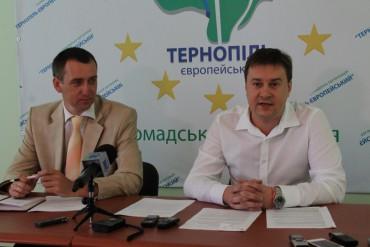 Українська галицька партія в Тернополі фінансується регіоналами?