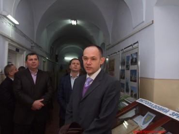 Листопадовий зрив: у Тернопільському обласному архіві відкрито виставку
