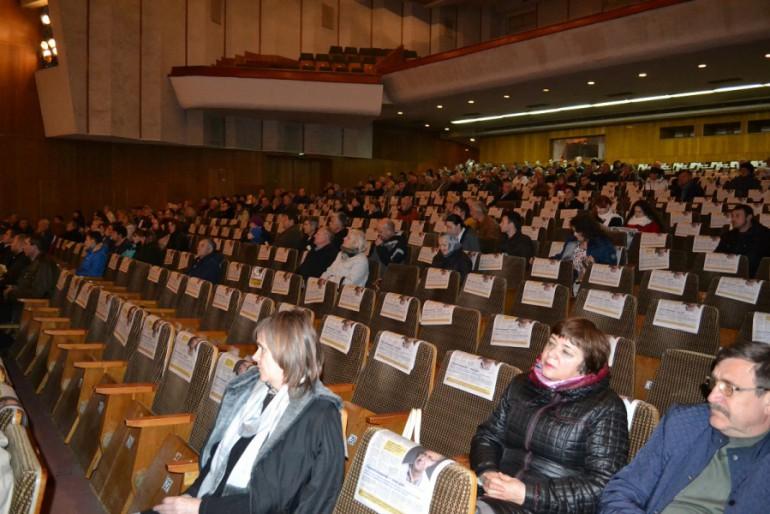 Приколи з візиту Анатолія Гриценка до Тернополя (відео, фото)