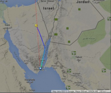 Lufthansa і Air France вирішили призупинити польоти над Синайським півостровом у Єгипті