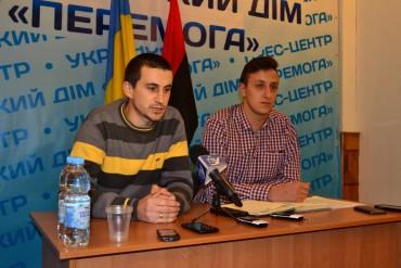 """В Тернополі відбулась прес-конференція про проект """"Дух нашої давнини"""""""