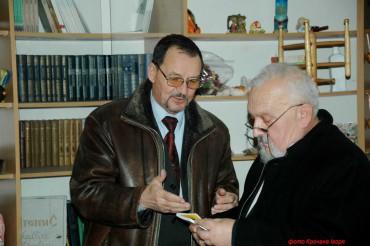Кіноаматор з Луганщини знімає фільми про УПА в Західній Україні