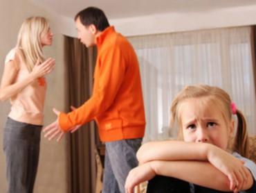 Як визначити з ким проживати дитині?