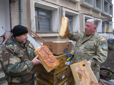 """20-й рейд групи """"Схід та Захід єдині"""" рушив на Донбас"""