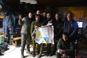 Передноворічні марші на Донбас