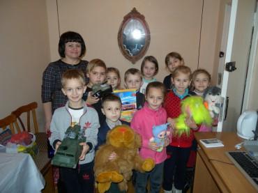 Добре діло дітей 29-ї школи Тернополя