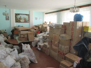 Як тернопільські села допомагають українському фронту (фото)