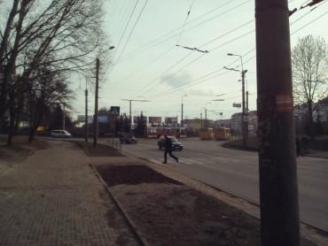 У Тернополі збирають підписи за повернення тролейбусного маршруту №3 до попереднього варіанту