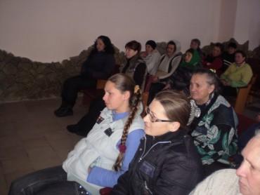 Засудженим жінкам у збаразькій колонії показали фільм про Майдан
