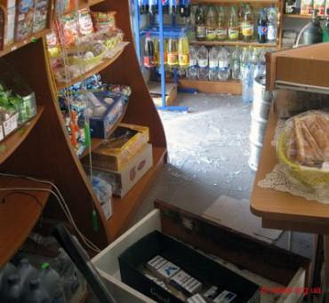 Мешканець Шумщини обікрав сільську крамницю