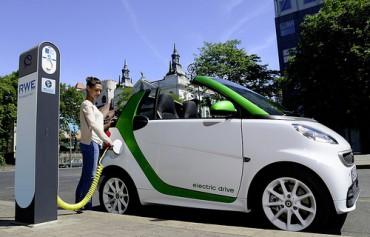 На автошляхах Тернопільської області побільшало електрокарів
