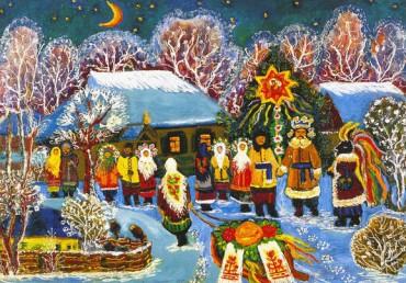 10 січня в Борщеві відбудеться фольклорне дійство