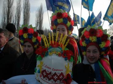 """На кордоні Тернопільської та Хмельницької областей провели акцію """"Збруч – ріка єднання!"""""""