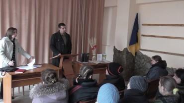 Представники регіонального центру з надання безоплатної вторинної правової допомоги у Тернопільській області провели зустріч із засудженими жінками, які відбувають покарання у Збаразькій виправній колонії