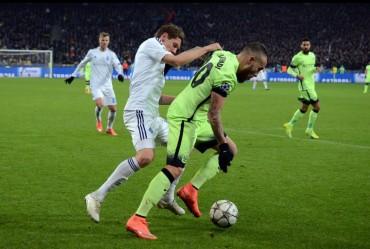 Динамо – Манчестер Сіті 1:3 (відео)