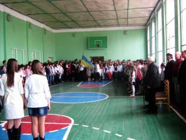 У Дарахові вшанували пам'ять героя АТО Володимира Питака
