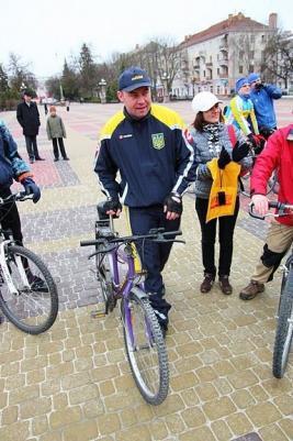У Тернополі з 2020 року велосипедистам буде комфортно за 28 мільйонів гривень