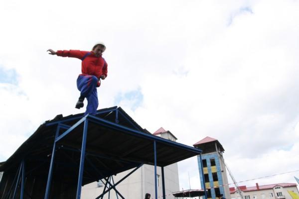 У Тернопілі відбувся обласний чемпіонат з пожежно-прикладного спорту