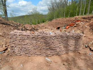 На території Дністровського каньйону копачі самовільно розрили кар'єр
