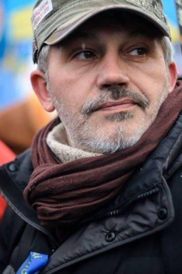Борщів і Україна прощались з відомим волонтером Володимиром Яворським