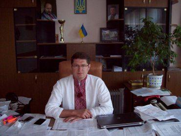 Голова Зборівської райдержадміністрації Ігор Яворський розбушувався