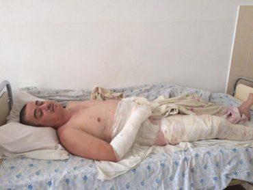Волонтеру з Тернополя Богдану Кіндію потрібна допомога