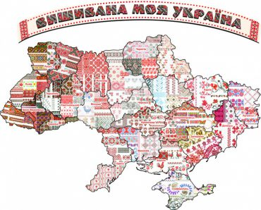 Цікаві факти про українські вишиванки