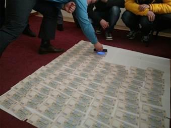 СБУ затримала на хабарі посадовця державної архітектурно-будівельної інспекції