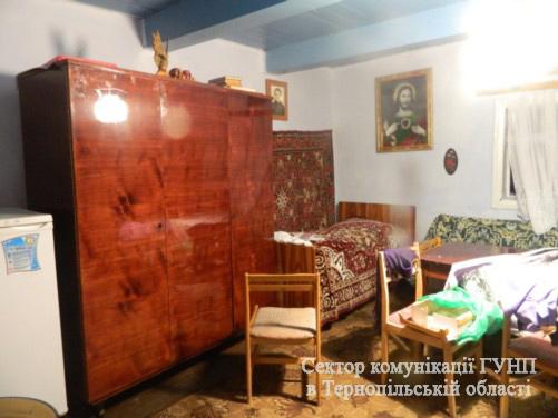 Підозрюваного у зґвалтуванні та грабежі пенсіонерки з Тернопільщини арештовано