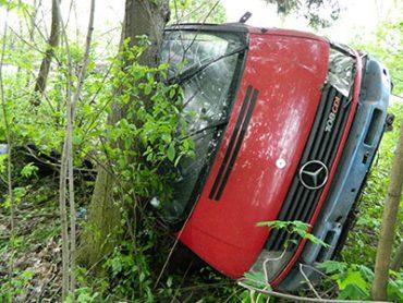 В автокатастрофі на Шумщині загинули діти