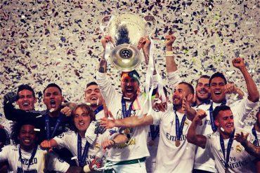 """""""Реал"""" виграв Лігу Чемпіонів"""
