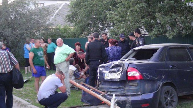 За керування авто в стані алкогольного сп'яніння штраф 100 тисяч гривень та позбавлення права керувати по життєво