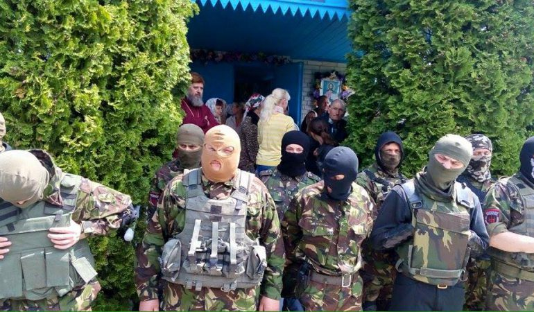 Громада села Колосови перейшла до Київського Патріархату