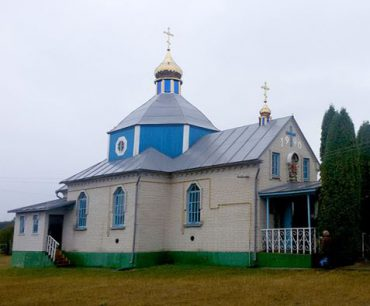 Знову війна з московським патріархатом на Тернопільщині: село Колосова