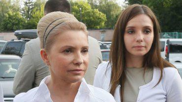 Юлія Тимошенко стала вперше бабцею