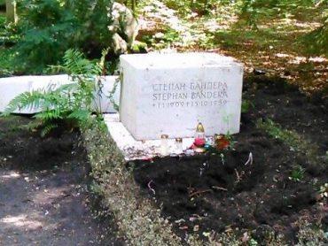 Депутати вимагають в урядів України та Німеччини з'ясувати, хто сплюндрував могили Бандери і Стецька у Мюнхені