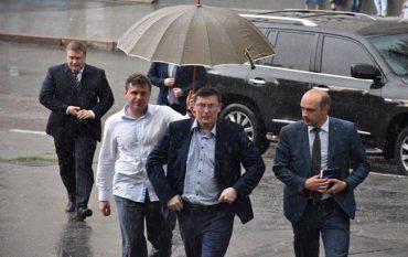 Юрію Луценко відняло руки у Херсоні