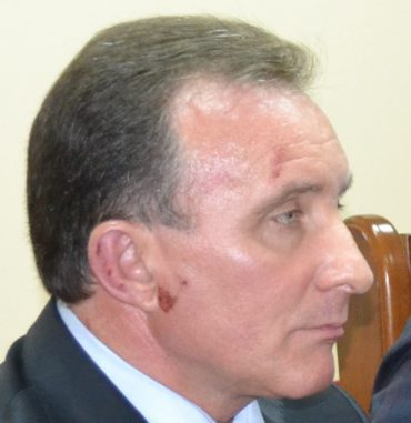 Як неофіційно представляли нового побитого прокурора в Тернополі