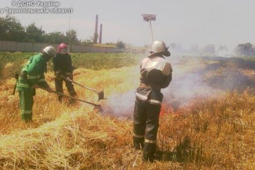 Тернопільська область: за минулу добу виникло 3 пожежі