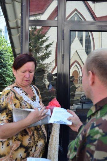 """У Тернополі продовжується акція """"Геть загарбників у рясах"""""""