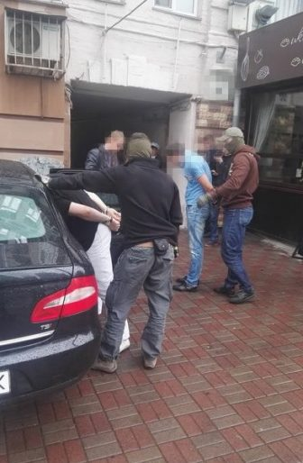 """СБУ затримала на хабарі топ-менеджера """"Укрексімбанку"""""""