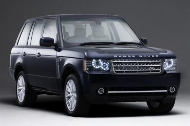 Прокурор Тернопільщини Перч примудрився купити Range Rover вшестеро дешевше від ринкової вартості