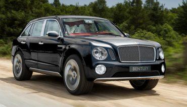 За 4 месяца в России продано 63 джипа Bentley, стоимость каждого – зарплата учителя за 167 лет