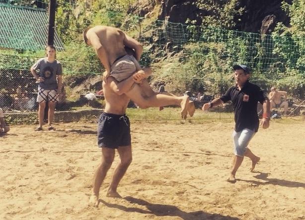 Тернополяни переможці Чемпіонату України з пляжної боротьби