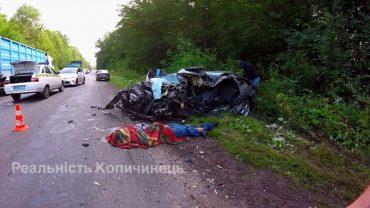 Біля Оришківців сталася жахлива аварія