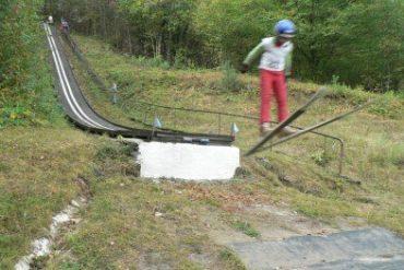 На Кременеччині 14-літній юнак стрибнув на 44 метри